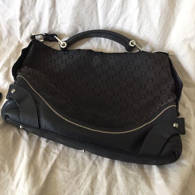 Oroton bag and matching purse