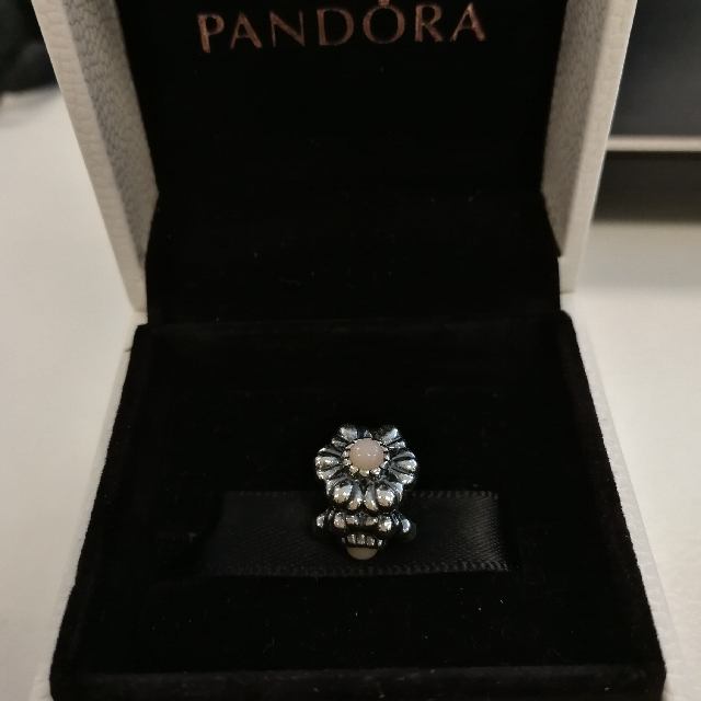 Pandora October Birthday Bloom Charm