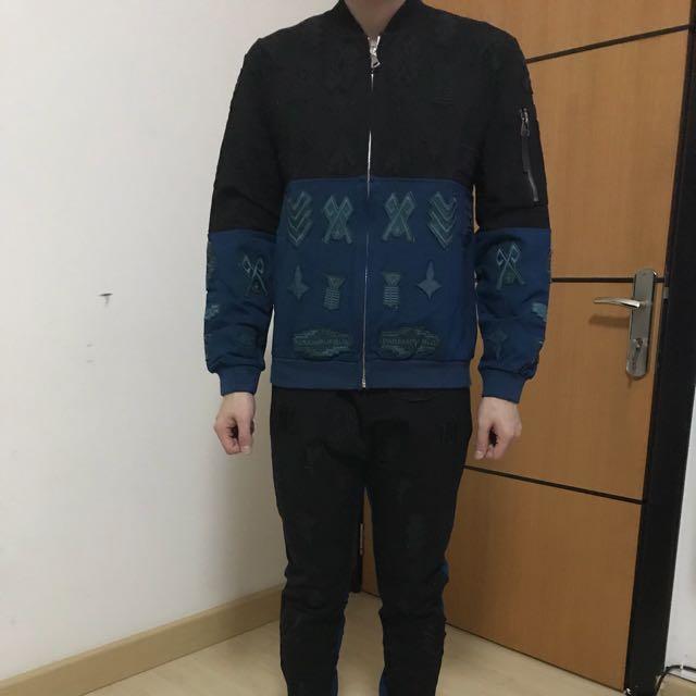 PARAMIPUEBLO (jaket +pant) set