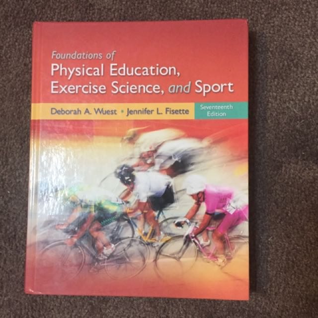 Physical education, exercise science, and sport