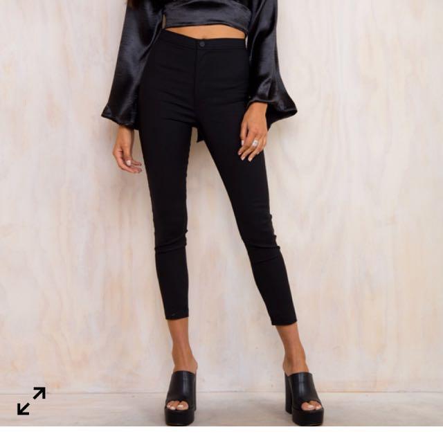 Princess polly black pants