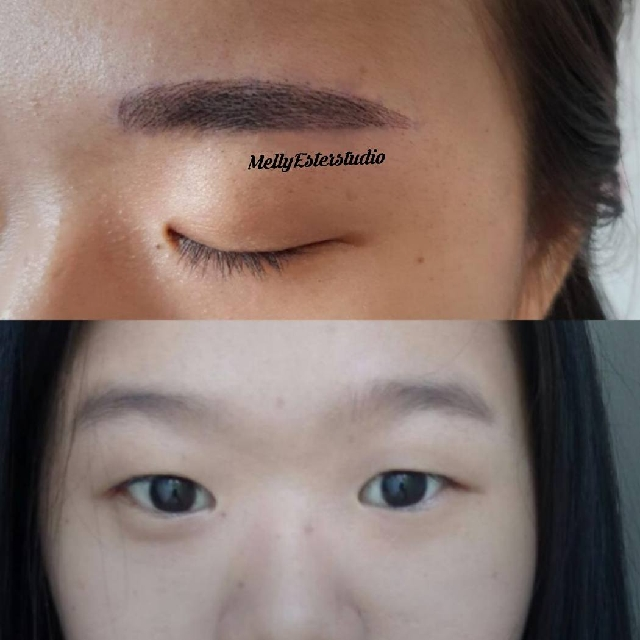 PROMO Eyebrow Microblading Only 750K