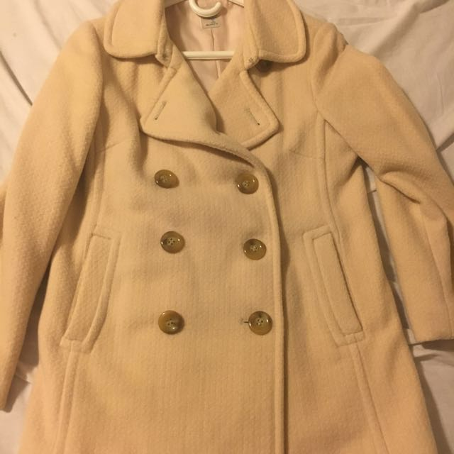 REDUCED! Peachy Coat