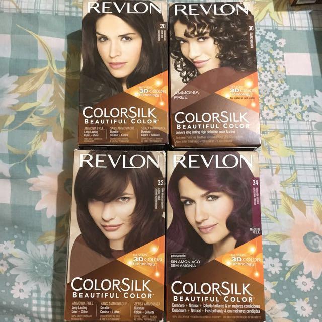 Revlon Hair Color