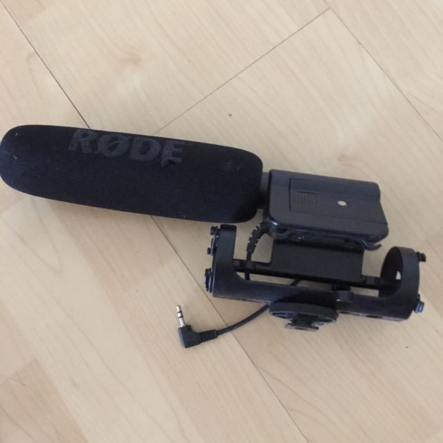Rode microphone for camera
