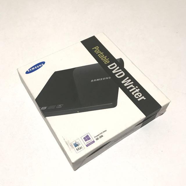 Samsung Portable DVD Writer