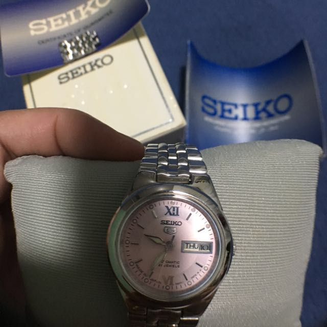 Seiko Automatic Ladies Watch