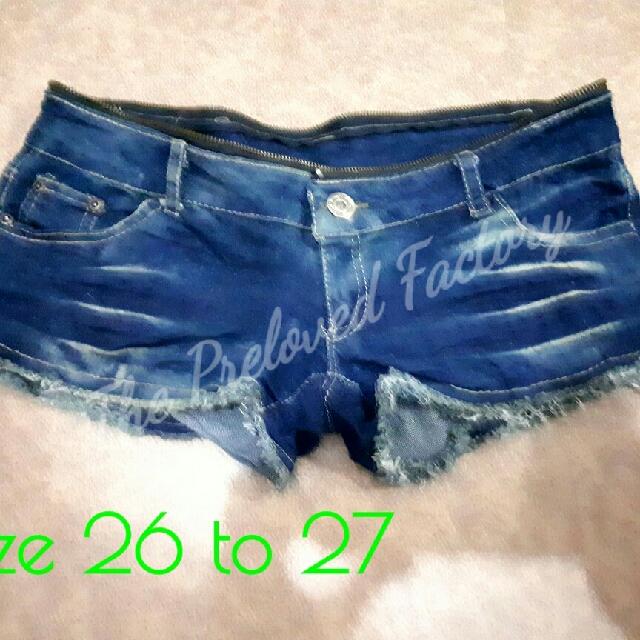 sexy denim shorts 86