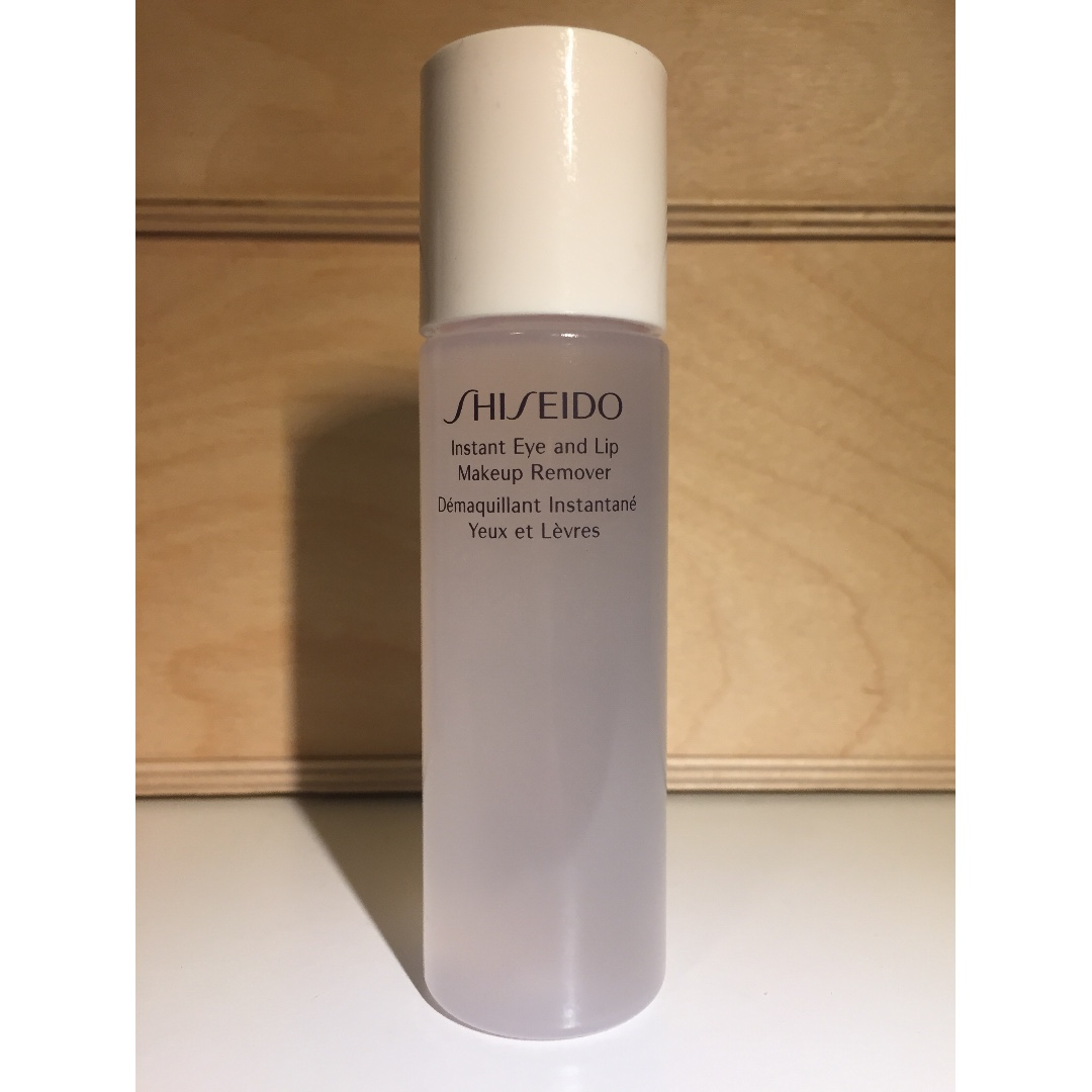 Shiseido instant eye and lip makebup remover