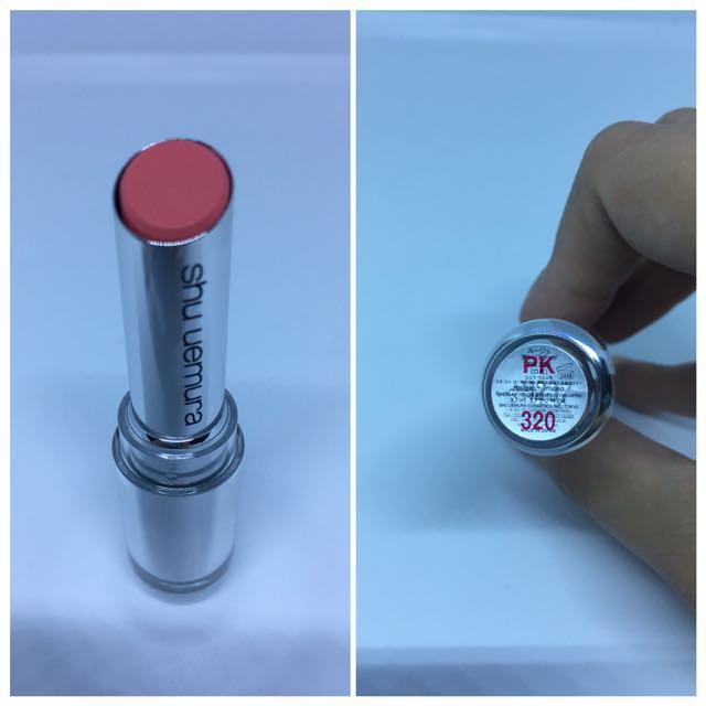 Shu uemura lipstick PK320