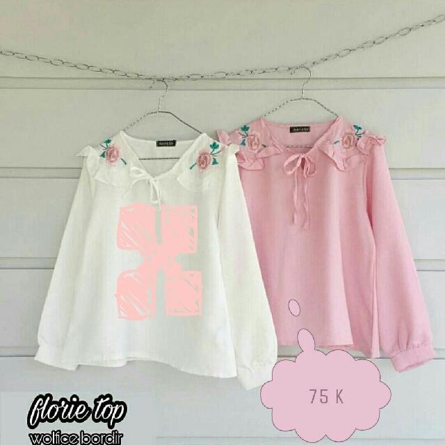 SL Florie Top Pink
