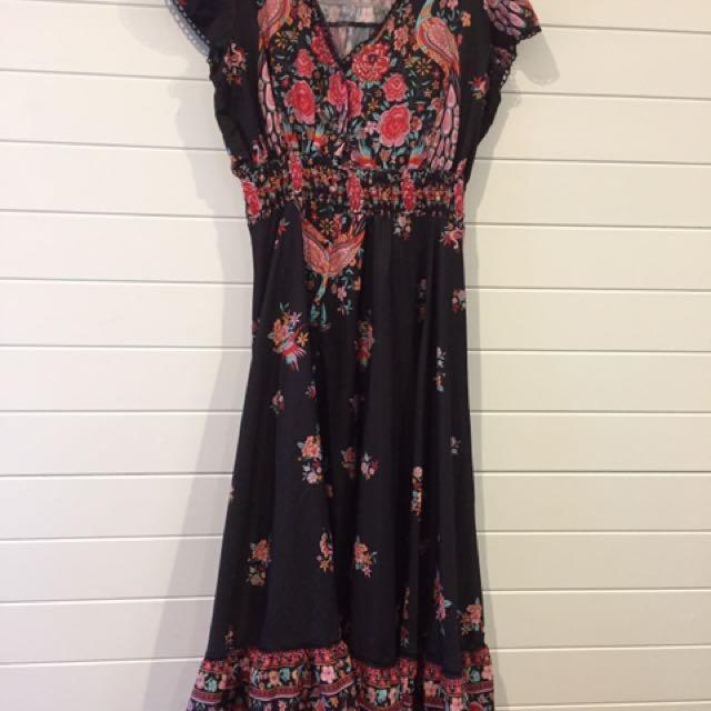 Spell (copy) Dress