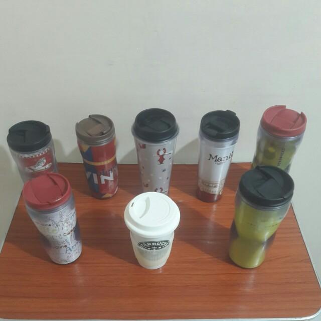 Starbucks LIMITED EDITION Coffee Tumblers
