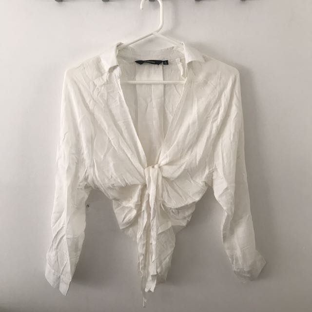 Summer Tie Up Blouse 6