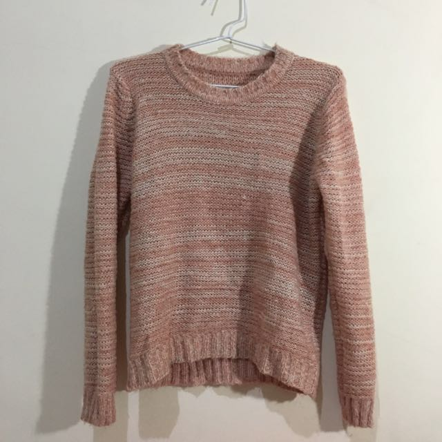 Sweater rajut pinj