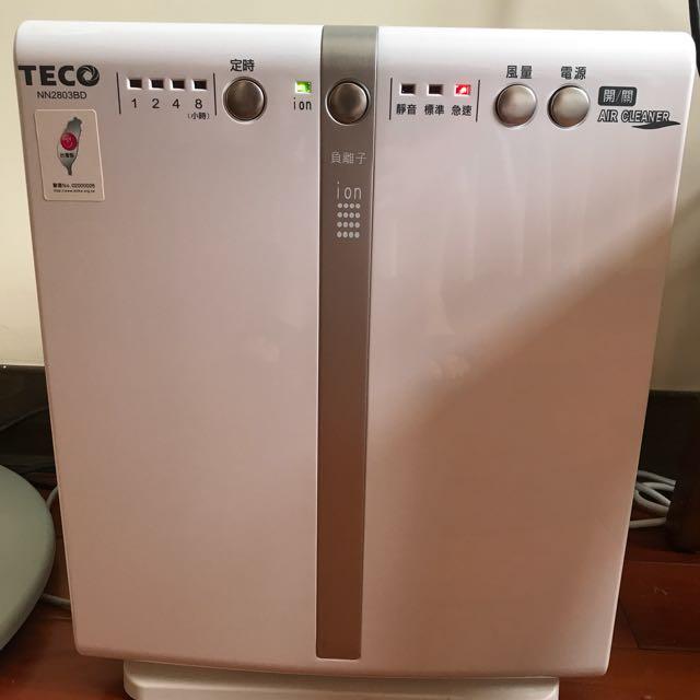 Teco 東元 空氣濾淨器