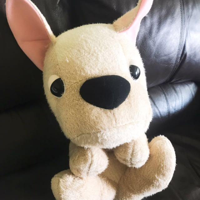 THE DOG Premium Round Plushy 60cm