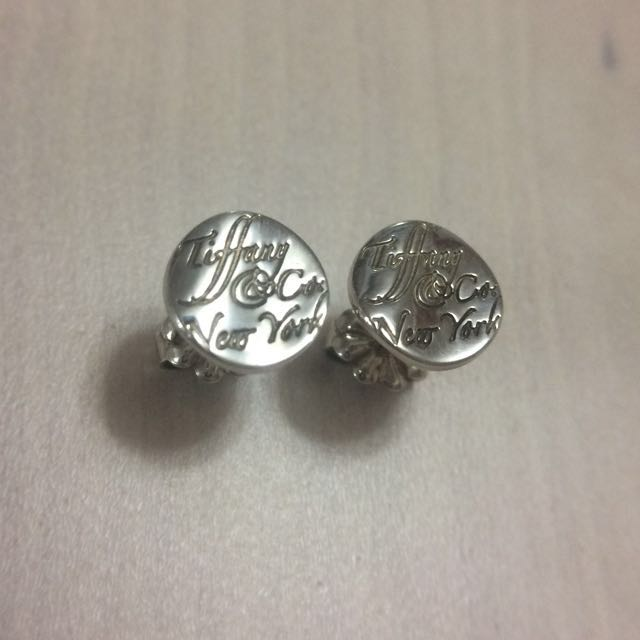 2abef1ed7 Tiffany & Co. Notes Earrings, Luxury, Accessories on Carousell