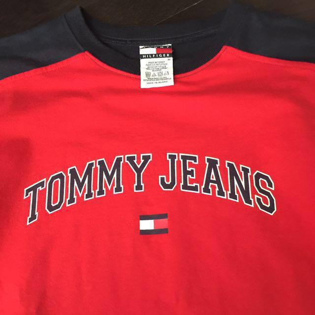 正品Tommy Hilfiger 女版T-shirt
