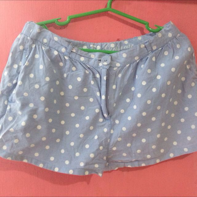 Tu Dotted Shorts
