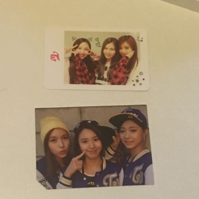 TWICE GROUP PC's