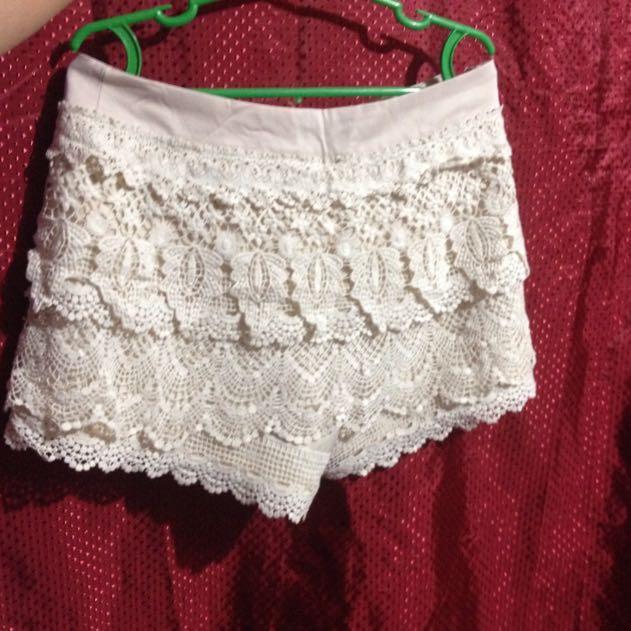 Unbranded Shorts/Skirt