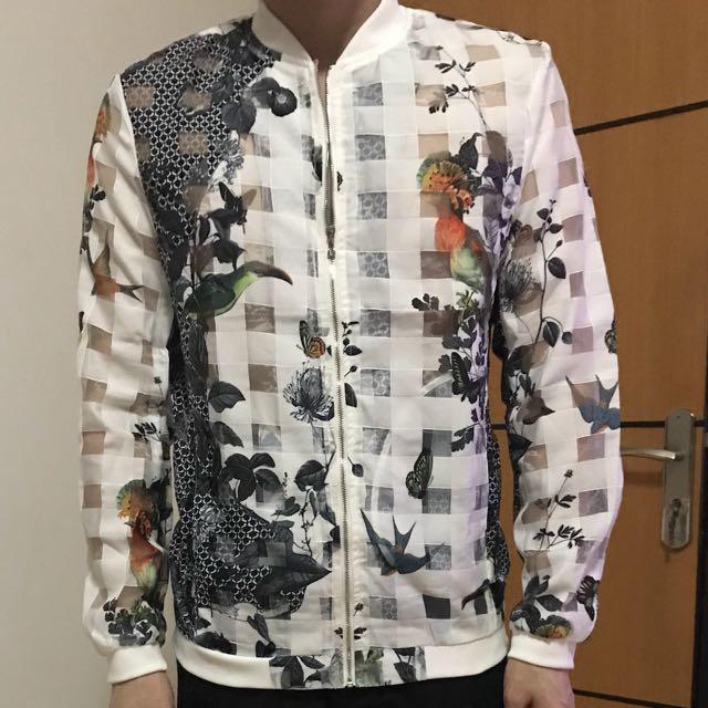 Valentino Replica Jacket (kondisi 98%)