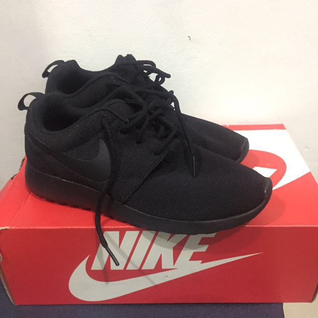 W Nike Rosche One - Black