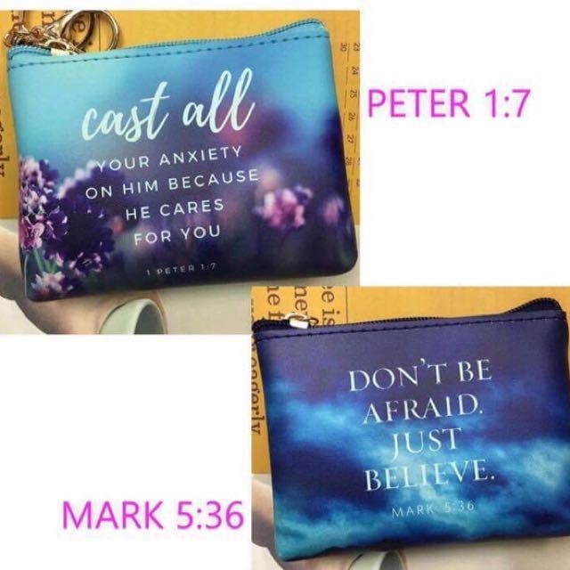 Wallet Verses