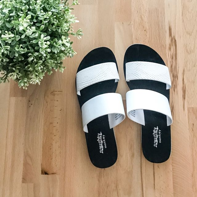 Women's slides, shoes, slip ons