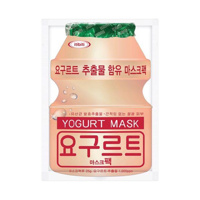 Yogurt Sheet Mask