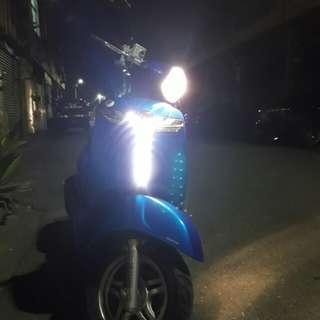 MANY125 藍色