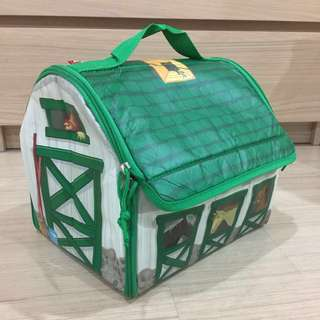 Portable And Light Horse Stable Playhouse And Carrier Bag