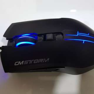 Gaming Mouse CoolerMaster