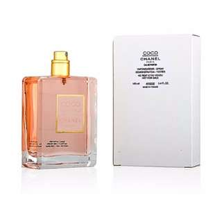 100% AUTHENTIC COCO CHANEL TESTER PERFUME