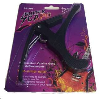 Brand New Guitar Capo