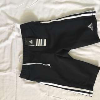 Adidas knee length shorts