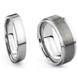 Wedding Bands/Rings (Titanium or Tungsten)