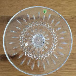 Waterford Crystal Lismore Lismore Footed Cake Plate