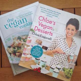 Vegan Baking & Cook Books