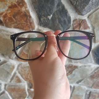 Replaceable Lens | Anti Radiation | Specs | Brown