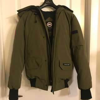 AUTHENTIC Canada Goose Chilliwack Bomber