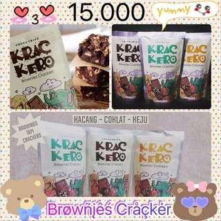 Brownies Crackers