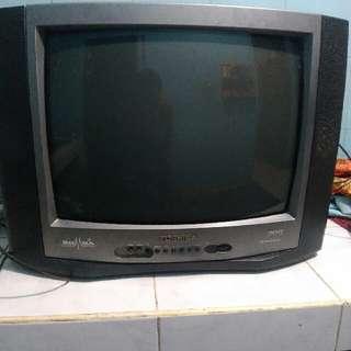 Tv Toshiba 21 Inchi