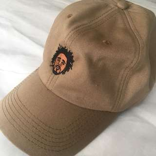 goat crew j.cole dad hat