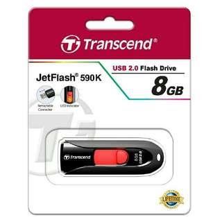 Transcend JetFlash 590 8GB