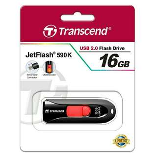 Transcend JetFlash 590 16GB