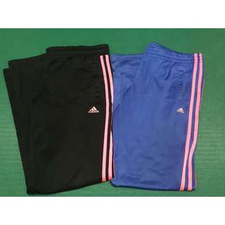 Adidas 運動褲 兩件600