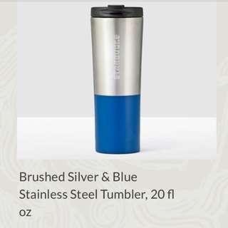 Starbucks Tumbler Venti 20 FL Oz Stainless Steel
