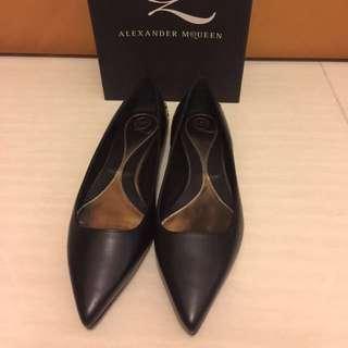 Alexander McQueen flats 平底鞋